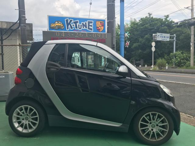 「スマート」「フォーツーカブリオ」「オープンカー」「千葉県」の中古車20