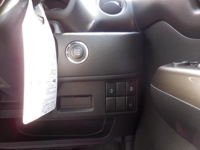スズキ スペーシアカスタムZ ベースグレード 届出済未使用車 左パワースライドドア