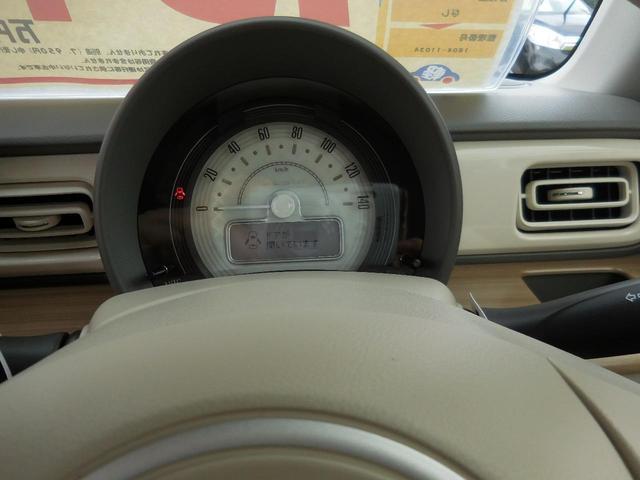 スズキ アルトラパン X 自動ブレーキ 届出済未使用車