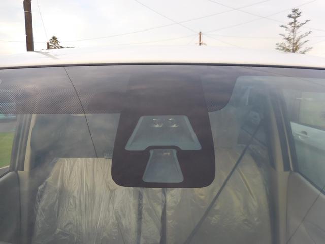 Xエマージェンシーブレーキ 届出済未使用車 アラウンドビュー(10枚目)