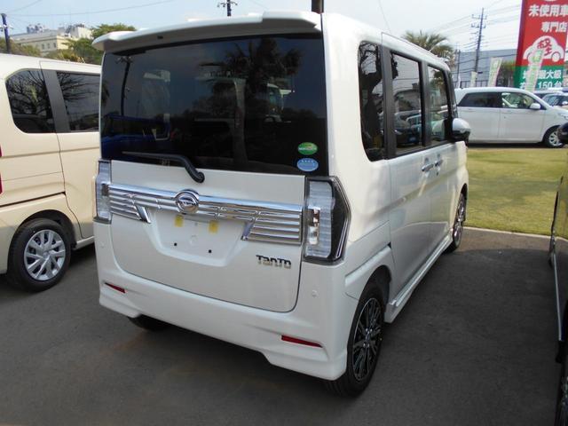 カスタムX トップED VS SAIII 届出済未使用車(4枚目)