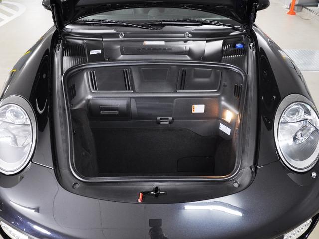 ポルシェ ポルシェ 911ターボ スポーツクロノ PASM カーボンインテリア