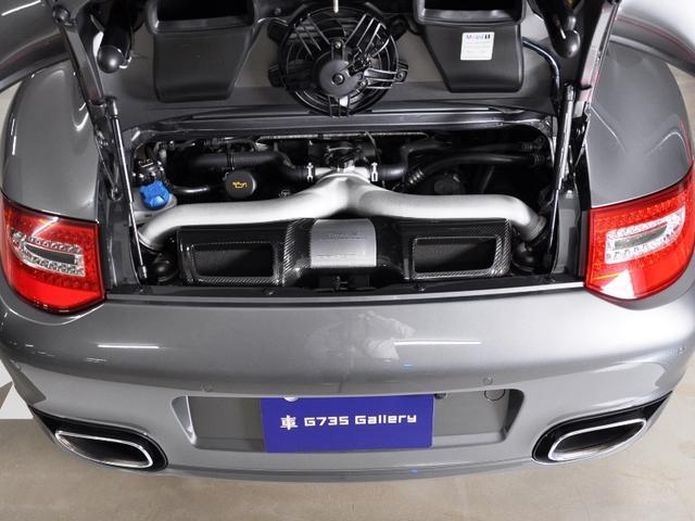 ポルシェ ポルシェ 911ターボS サンルーフ 19インチAW レザーシート