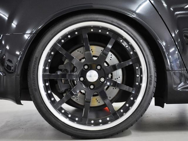 アウディ アウディ RS4アバント ブラックスタイルリミテッド 社外20AW KWサス