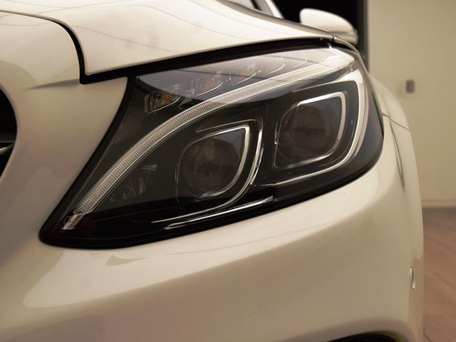メルセデス・ベンツ M・ベンツ C180アバンギャルド AMGライン ワンオーナー LED