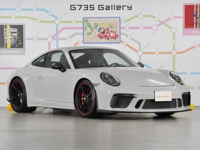 911GT3 ツーリングパッケージ スポーツクロノ(4枚目)