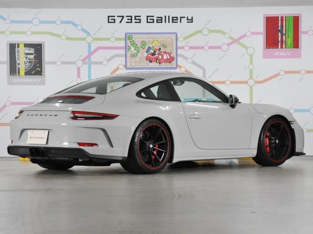 911GT3 ツーリングパッケージ スポーツクロノ(8枚目)