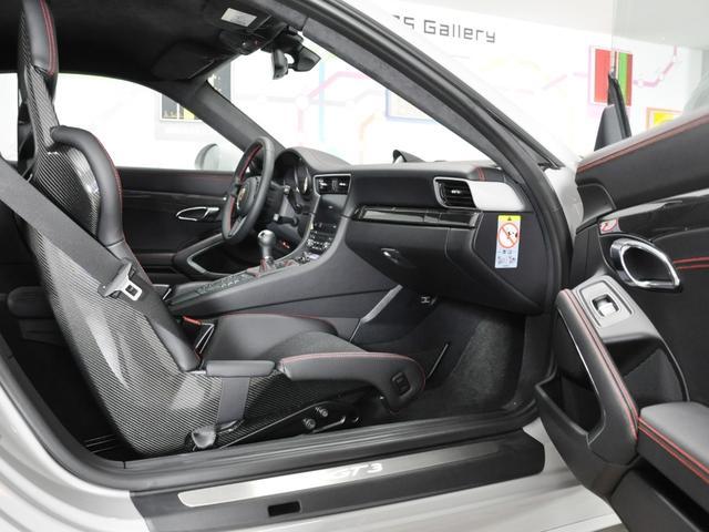 911GT3 ツーリングパッケージ スポーツクロノ(14枚目)