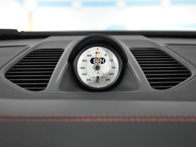 911GT3 ツーリングパッケージ スポーツクロノ(17枚目)