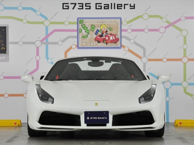 「フェラーリ」「フェラーリ 488スパイダー」「オープンカー」「東京都」の中古車2