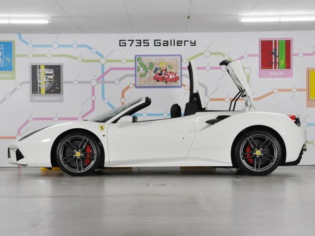 「フェラーリ」「フェラーリ 488スパイダー」「オープンカー」「東京都」の中古車7