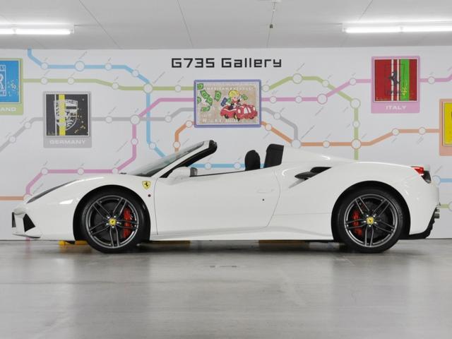「フェラーリ」「フェラーリ 488スパイダー」「オープンカー」「東京都」の中古車8