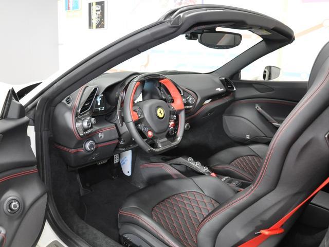 「フェラーリ」「フェラーリ 488スパイダー」「オープンカー」「東京都」の中古車16