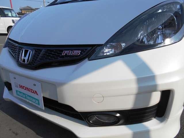 ホンダ フィット RS ファインスタイル 6MT 純正アルミ ETC スマートキー