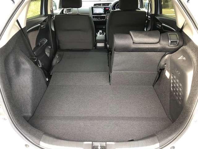 Fパッケージ コンフォートエディション 運転席/助手席シート(15枚目)