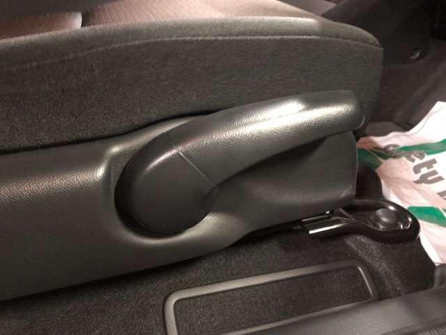 Fパッケージ コンフォートエディション 運転席/助手席シート(18枚目)