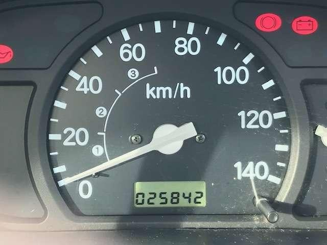 2WD 走行25841km(3枚目)