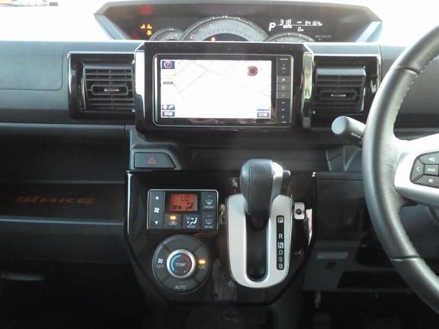 ダイハツ ウェイク G 両側Pスラ ナビTV バックカメラ 禁煙車 LEDライト