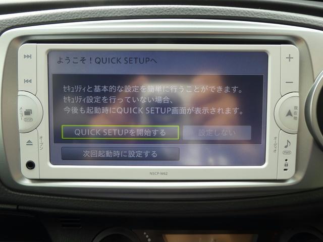 トヨタ ヴィッツ F スマイルエディション ナビTV ETC 禁煙車
