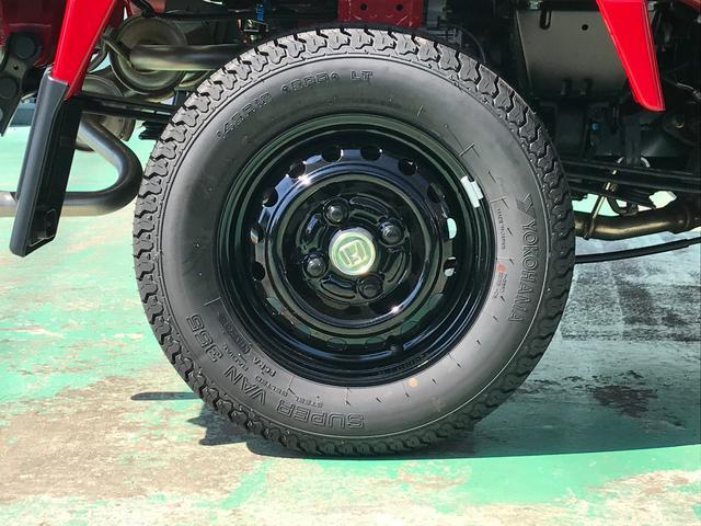 タウン4WD スピリットカラースタイル・マット・バイザー(6枚目)