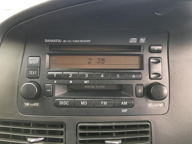 ダイハツ ムーヴ カスタム X CD MD 14AW