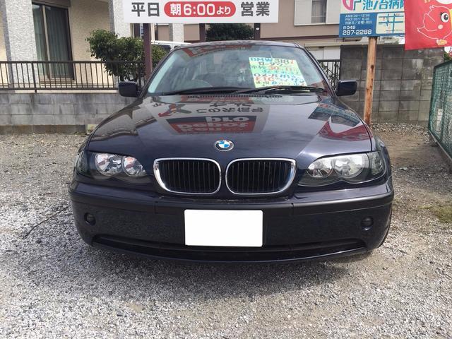 BMW BMW 318i ローダウン OZレーシング18インチアルミ