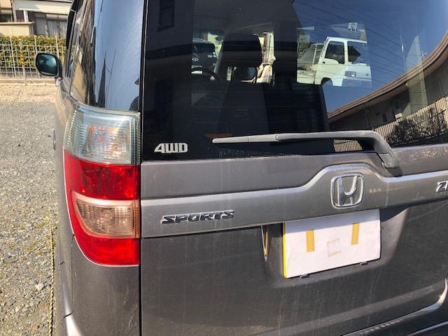 スポーツG 4WD ETC キーレス 社外オーディオ(13枚目)