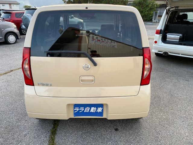「日産」「ピノ」「軽自動車」「長野県」の中古車13