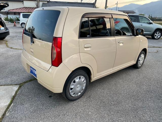 「日産」「ピノ」「軽自動車」「長野県」の中古車15