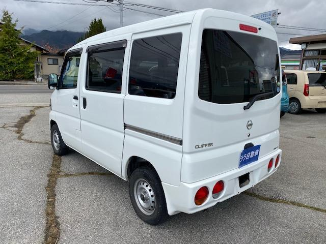 「日産」「クリッパーバン」「軽自動車」「長野県」の中古車20