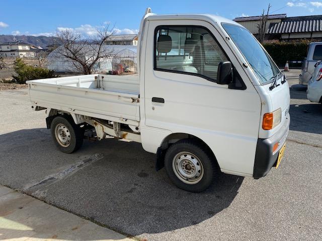 「スズキ」「キャリイトラック」「トラック」「長野県」の中古車12
