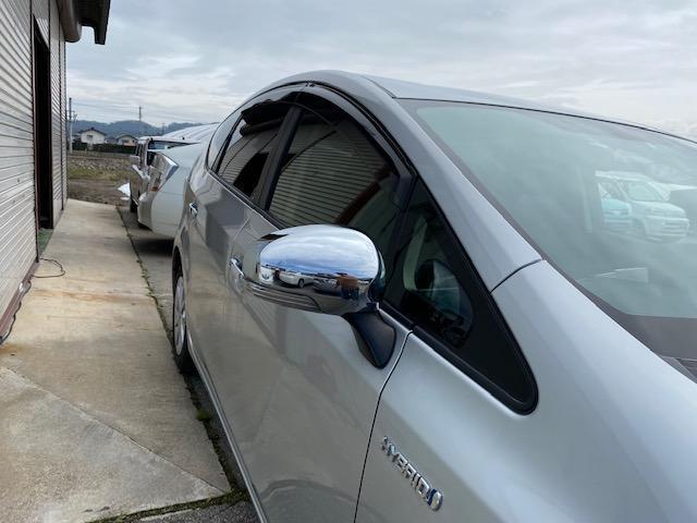 「トヨタ」「プリウスα」「ミニバン・ワンボックス」「長野県」の中古車11