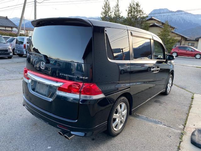 「ホンダ」「ステップワゴン」「ミニバン・ワンボックス」「長野県」の中古車4