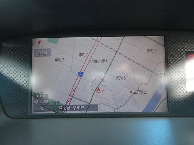 アブソルート HDDナビ キーレス HIDアルミ タイヤ新品(12枚目)