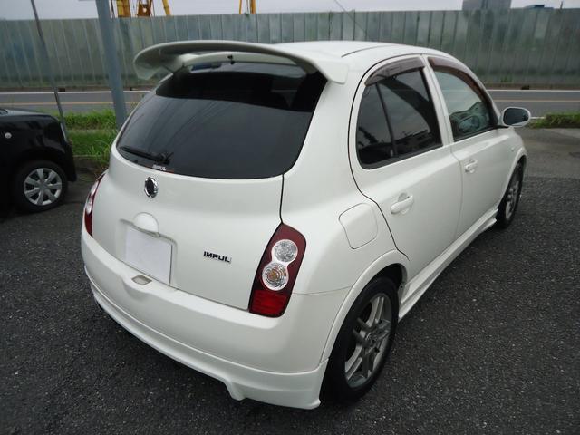 「日産」「マーチ」「コンパクトカー」「埼玉県」の中古車8