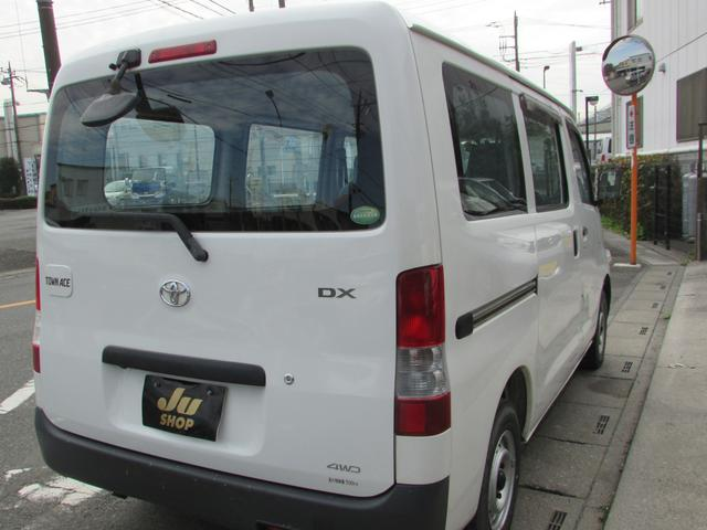 4WD DX  リヤヒーター 集中ドアロック(8枚目)