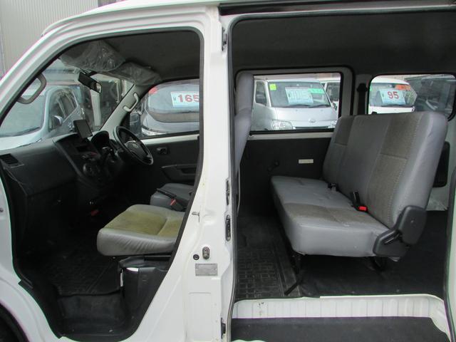 4WD DX  リヤヒーター 集中ドアロック(12枚目)