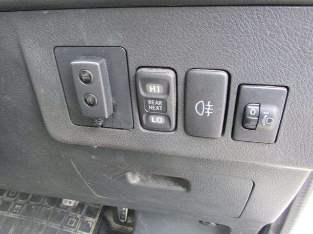 4WD DX  リヤヒーター 集中ドアロック(16枚目)