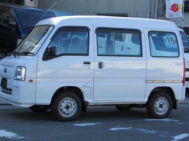 「スバル」「サンバーバン」「軽自動車」「埼玉県」の中古車7