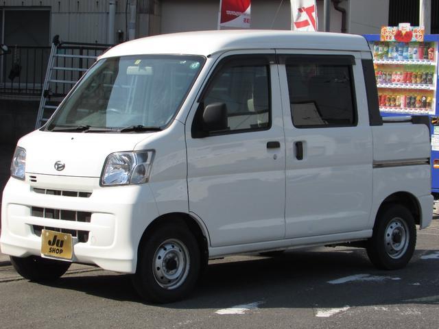 デッキバンG 4WD キーレス(5枚目)