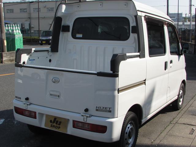デッキバンG 4WD キーレス(8枚目)