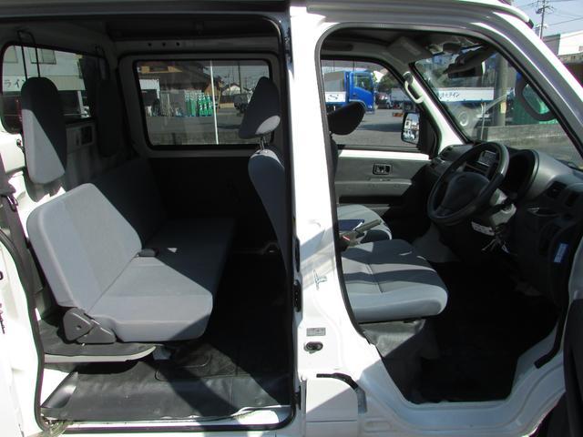 デッキバンG 4WD キーレス(11枚目)
