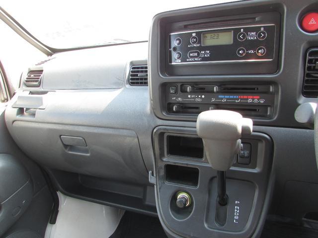 デッキバンG 4WD キーレス(15枚目)