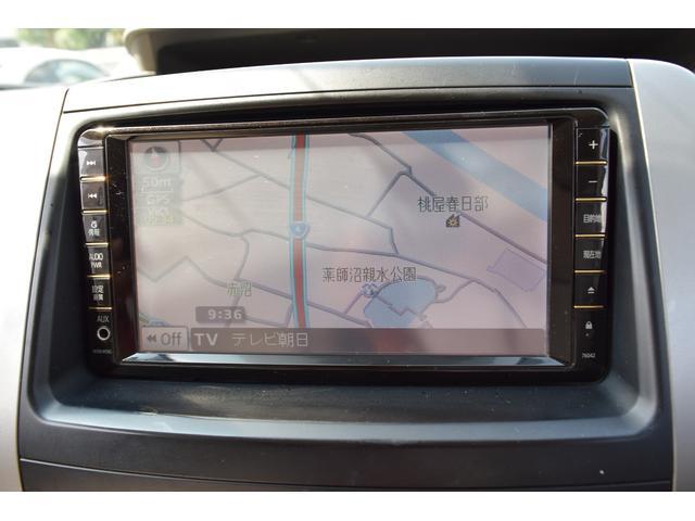 X スマートED 1オーナー HDDナビ地デジ 両側自動ドア(9枚目)
