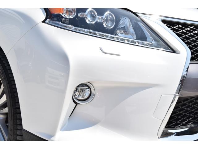 RX350ラディアント エアロスタイル 特別仕様車 SR 革シート スマートキー 純正ナビ・TV(11枚目)