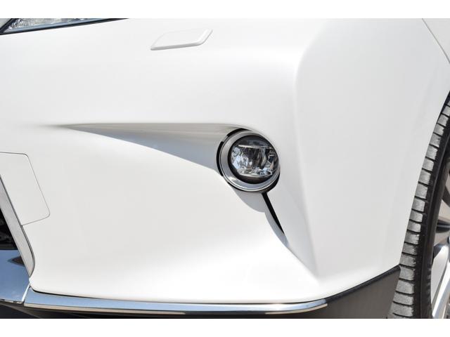 RX350ラディアント エアロスタイル 特別仕様車 SR 革シート スマートキー 純正ナビ・TV(14枚目)