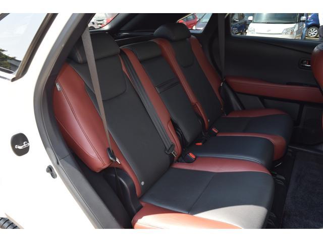 RX350ラディアント エアロスタイル 特別仕様車 SR 革シート スマートキー 純正ナビ・TV(35枚目)