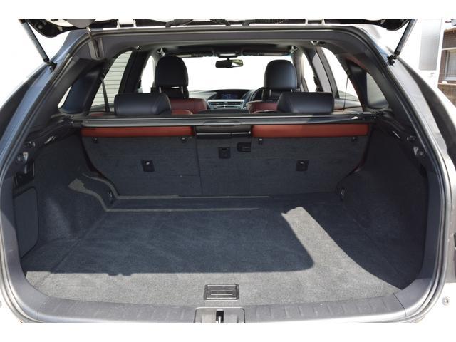RX350ラディアント エアロスタイル 特別仕様車 SR 革シート スマートキー 純正ナビ・TV(39枚目)