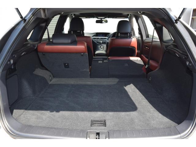 RX350ラディアント エアロスタイル 特別仕様車 SR 革シート スマートキー 純正ナビ・TV(40枚目)