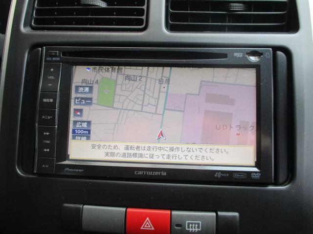 X 社外ナビ バックカメラ 地デジTV ETC キーレス(2枚目)